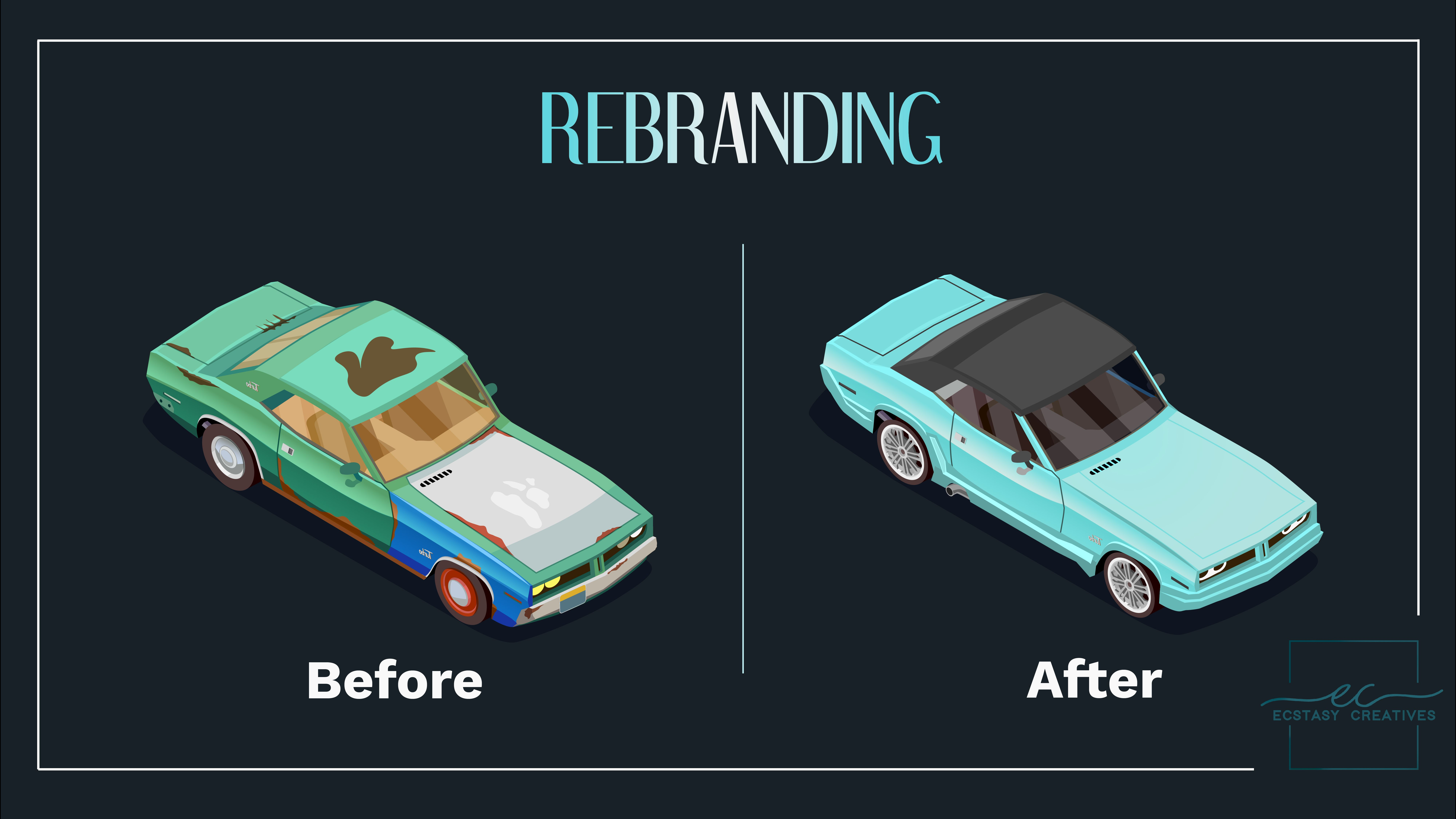 Avoiding Content Noise: The Introduction to Rebranding